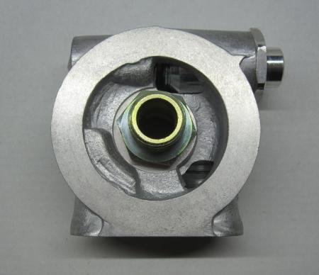 Mocal Ölkühler Adapterplatte 3/4 Zoll  mit Thermostat
