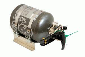 Lifeline Zero 360 Feuerlöschanlage 2.25 kg   Mechanische Auslösung, Alubehälter FIA