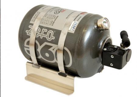 Lifeline Zero 360 Feuerlöschanlage 2.25 kg   Elektrische Auslösung, Alubehälter FIA