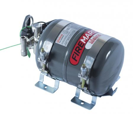 Lifeline Zero 360 Feuerlöschanlage 2.25 kg Mechanische Auslösung, Stahlbehälter FIA