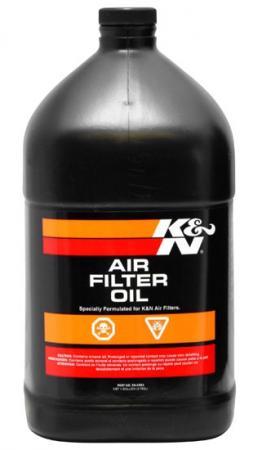 K&N Filteröl 1Gal. (3,8 ltr.)