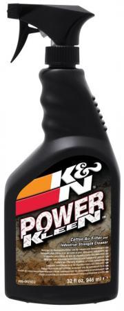 K&N Filterreiniger 1-Liter Sprayflasche