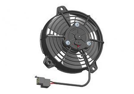 Spal Kühlerventilator 440m³ blasend  D144-D130 T=60 / VA37-A101-46S 12V