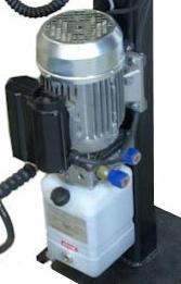 externes Hydraulikaggregat   für Rohrbiegemaschine