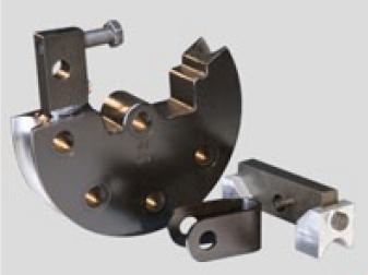Biegeformset 40mm  passend für Biegegerät GT + Xtra