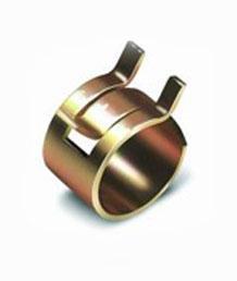 Federschelle AML W1 D7  Spannbereich 6,6 - 7,3mm