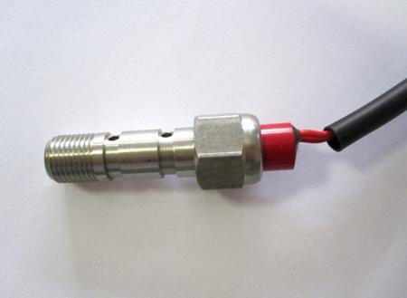 Doppelhohlschraube Edelstahl M10x1,0 mit integr. Bremslichtschalter
