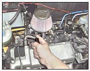 K&N Luftfilter 57i Performance Kit Fiat  Seicento 1.1i 55PS 9/00- ohne TÜV