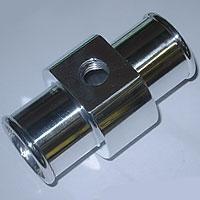 Schlauchkupplung mit Gewinde 3/8 BSP  Schlauchanschluss 45mm