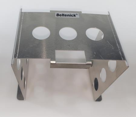 Batteriehalter Aluminium  passend für 612343DM
