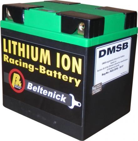 Beltenick® Rennbatterie 12V 8AH - 380CCA LiFePo4  Lithium Ionen 1,9 kg   DMSB zertifiziert
