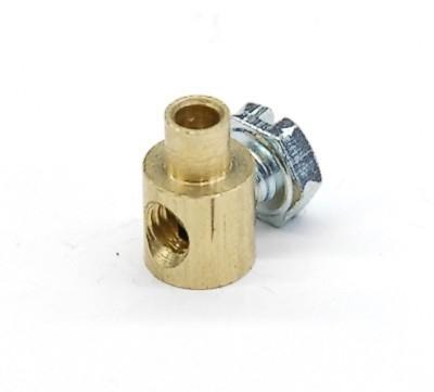 Schraubnippel für Bowdenzug 1,5 mm