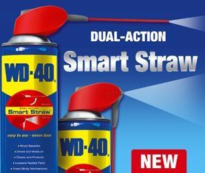 WD40 Smart Straw  Universal-Schmiermittel 450ml