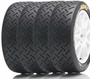 2 Reifen Fedima F/N  225/40R18 88W soft