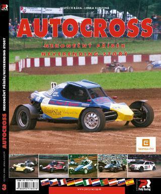 AUTOCROSS Neverending Story  Bildband 208 Seiten