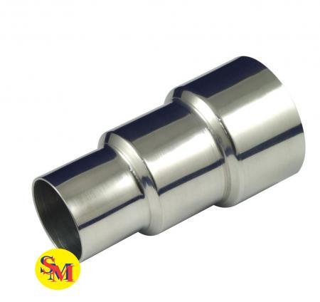 Drei stufige Reduzierrohr aus Aluminium