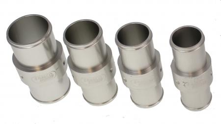 Samco Sport gedrehtes Aluminium Verbindungsrohr   Durchmesser: 13mm - 76mm