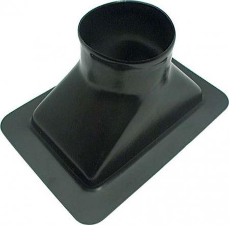 Rechteck Lufteinlass  Luftschlauchanschluss: 76mm