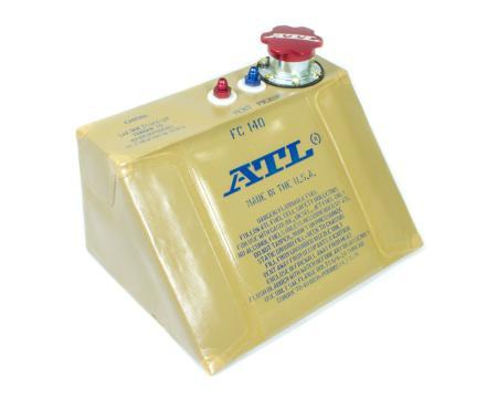 ATL Sicherheitstank  4 gal. 15,2 ltr. FIA FT3 zugelassen komplett