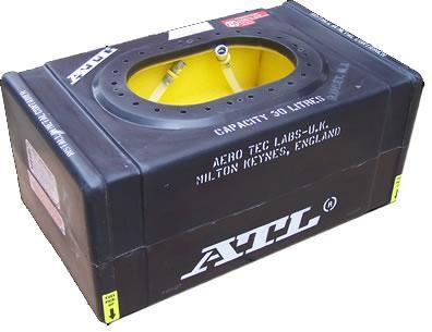 ATL Sicherheitstank 08 gal. 30ltr.  FIA FT3 zugelassen ohne Zubehör
