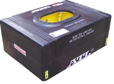 ATL Sicherheitstank 15 gal. 60ltr.  FIA FT3 zugelassen ohne Zubehör