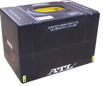ATL Sicherheitstank 26 gal. 100ltr.  FIA FT3 zugelassen ohne Zubehör