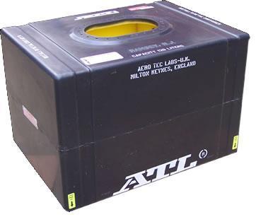 ATL Sicherheitstank 32 gal. 120ltr. FIA FT3 zugelassen ohne Zubehör