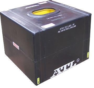 ATL Sicherheitstank 44 gal. 170ltr. FIA FT3 zugelassen ohne Zubehör