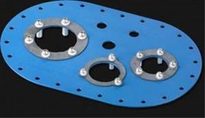 Deckplatte Stahl - Grundtyp 1 passend für ATL Tanks