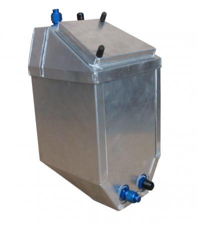 ATL Alubehälter 3gal  passend für RA103 verschraubter Deckel