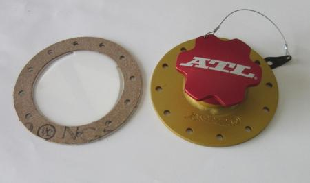 ATL Sicherheitsdeckplatte Racell Aluminium passend für RA103 / RA105