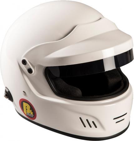 Beltenick® Touring Helm mit Hans Clips  Homologation FIA 8859-2015