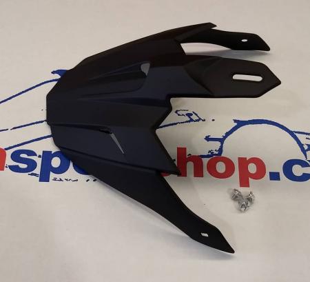 Ersatzschirm Beltenick Offroad FIA Helm schwarz  mit Montagematerial