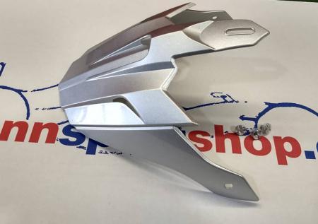 Ersatzschirm Beltenick Offroad FIA Helm silber  mit Montagematerial