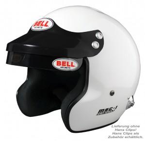 Bell Jet Helm MAG 1 FIA8859-2015  mit M6 Terminals