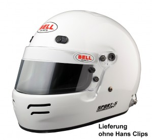 Bell Helm Sport 5 FIA8859-2015 Integral Helm  mit M6 Terminals
