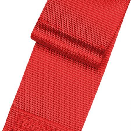 OMP FIA Gurt 6 Punkt Professional T  Gurtfarbe: rot
