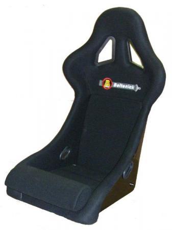 Beltenick® Rennsitz Dakar schwarz