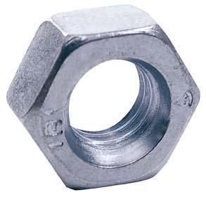 Sechskantmutter DIN 934 M16 links  galZn. 8