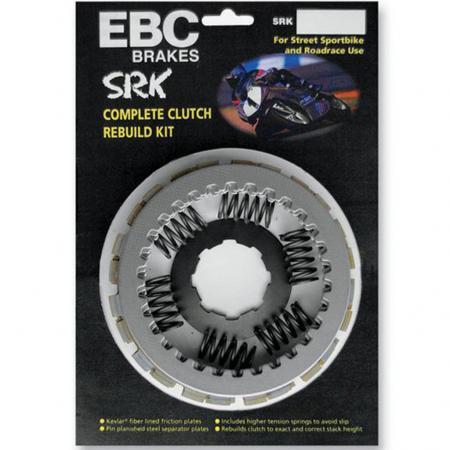 EBC Kupplungskit verstärkt SUZUKI  GSXR 600 K4/K5  04-05