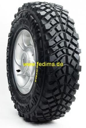 Fedima 4x4 Extreme Evolution M+S  265/70R15 112/109 Q