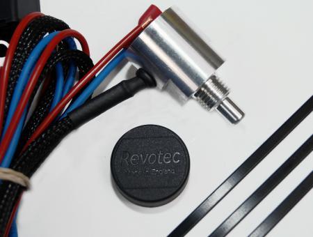 Revotec Thermoschalter einstellbar  mit Gewinde M14x1,5