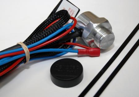 Revotec Thermoschalter einstellbar  mit Gewinde M22x1,5