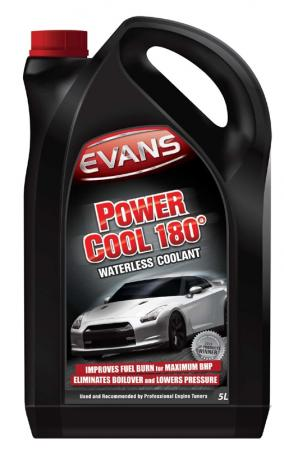 Evans Powercool 180 Cars  5 ltr.
