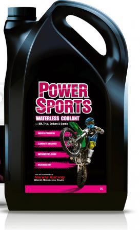 Evans Powercool 180 Motorcycle  5 ltr.