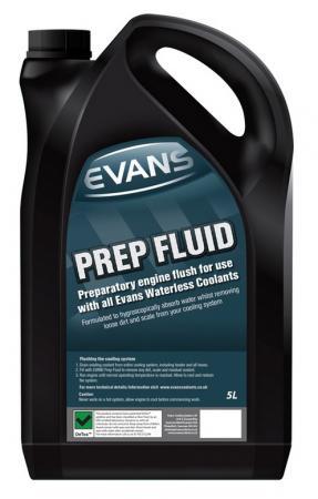 Evans Prep Fluid  5 ltr