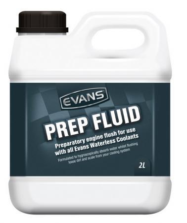 Evans Prep Fluid  2 ltr