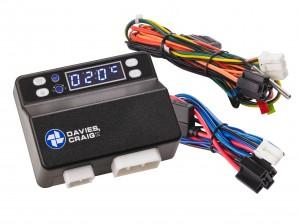 Thermoschalter für Wasserpumpe und Lüfter Davies Craig  für 12V und 24V