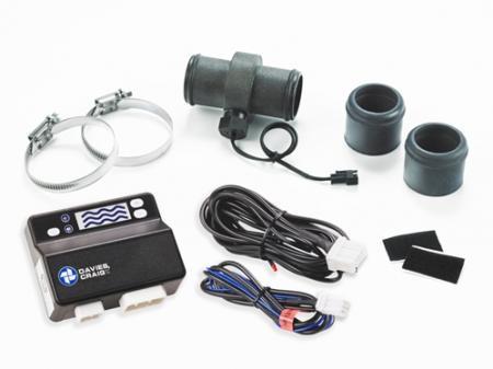 Kühlmittelwarnung mit akustischem Alarm  32mm - 40mm Schlauchdurchmesser