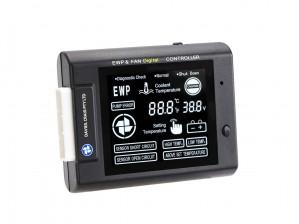 Control Panel - LCD Display mit Alarmfunktionen  Davies Craig  für 12V und 24V - neues Modell